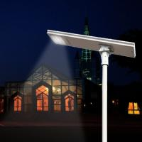 Buy cheap NOMO TITAN smart all in one solar street lights for highway africa pakistan mexico countries from wholesalers