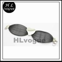 Buy cheap Popular Stainless Steel Jewelry Mesh Love Heart Bangle Wholesale from wholesalers