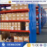 Buy cheap China Nanjing Supplier 200-800kg load powder coated warehouse storage shelf from wholesalers