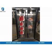 Buy cheap Slim Compact Dry Aging Steak In Refrigerator with Stainless Steel Door from wholesalers