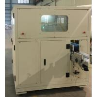 Buy cheap Toilet Tissue Paper Cutting Machine , Automatic Paper Die Cutting Machine 8.6kw from wholesalers