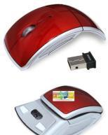 Buy cheap Wireless Arc Mouse With 2.4Ghz Antenna from wholesalers