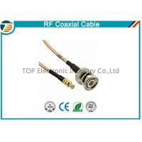 Buy cheap High Power Wireless Low Loss RF Coaxial Cable 50 OHM High Voltage product