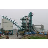 Buy cheap Dynamic Measuring Accuracy≤1.0% Bitumen Mixing Plant With Stable Asphalt - Aggregate Ratio product