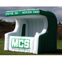 Buy cheap Inflatable Tents - Inflatable Kiosks - Inflatable Trade Show Booths from wholesalers