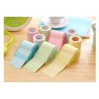 Buy cheap Round sticky note roll sticky note with dispenser from wholesalers
