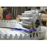 Buy cheap Alloy Steel Industrial Straight Bevel Gear Planetary Reduction Gears from wholesalers