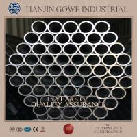 Buy cheap Gowe hot dip galvanized steel pipe / scaffolding tube / GI Pipe / GI tube 48.3 * 3.2mm * 6m from wholesalers
