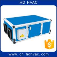 Buy cheap Slim Medium Size Heat Recovery Ventilator 1500CMH~6000CMH from wholesalers