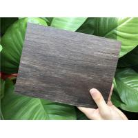 Buy cheap Wood Grain LVT Wood Flooring Durable Interlock Together Installed Loose Lay from wholesalers