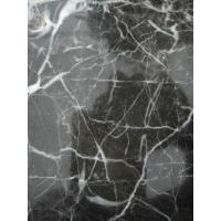 Buy cheap Gold Inlaid Granite Marble Stone / Jade Marble Tile Slab With White Veins from wholesalers