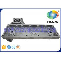 Buy cheap High Precision Excavator Engine Parts , Komatsu 6D95 Oil Cooler Cover Assy 6207-61-5110 from wholesalers