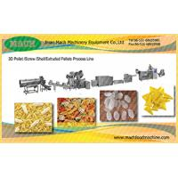 Buy cheap 2D/3D snack pellet processing line/2d/3D snack food machine/snack food machinery from wholesalers