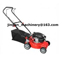 Buy cheap 16 inches of gasoline push Lawn Mower from wholesalers