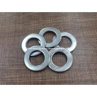 Buy cheap Stainless Steel Thin Flat Washers / Flat Metal Washers ANSI B 18.22M Standard from wholesalers
