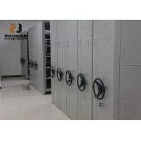 Buy cheap Customized Mobile Shelving Systems / Knock Down Rolls Filing Systems from wholesalers