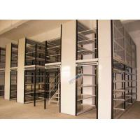 Buy cheap Warehouse Storage Rack Supported Mezzanine Heavy Loading Customized Width ISO9001 from wholesalers