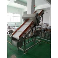 Buy cheap Inclined Conveyor Belt Metal Detector Foods Inspection Use With Memory Function product
