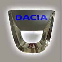 Buy cheap Advertising Auto Logo Sign Maker Acrylic Extrusion Molding Chrome Car Logo from wholesalers