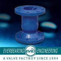 Buy cheap Nozzle Check Valve, DN50~350 Silence Check Valve from wholesalers