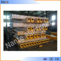 Buy cheap Softing Start Motor Steel Crane End Carriage Beam In Heavy Industrial from wholesalers