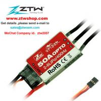 Buy cheap ZTW Spider 50A OPTO Multirotor ESC from wholesalers