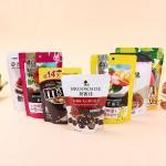 Buy cheap Gravure Printing Aluminium Foil Zip Lock Bag With Zipper For Food Packaging from wholesalers