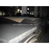 Buy cheap High Density Fireproof Rubber Foam Board Sound Absorbing With EVA Material from wholesalers