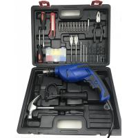 Buy cheap 13mm Impact Drill Machine Complete with 138 piece Kit Smart Household Tool Set 710w from wholesalers