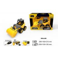 Buy cheap DIY Assembly Construction Vehicles Educational Building Toys For Toddlers 3 - Year Old from wholesalers
