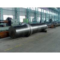 Buy cheap Precision 35CrMo Hot Forged Alloy Steel Shaft Cement Equipment Part EN10228 product