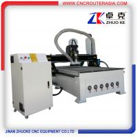Chinese hot sale Jinan Wood Carving CNC Router with original NcStudio ZKM-1325A