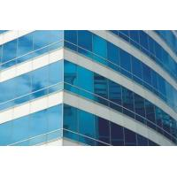 Buy cheap 10mm Sapphire Coated Glass Low Reflective For Partition Wall , Insulated / Laminated from wholesalers