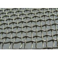 Buy cheap Animal Pig Mild Steel Crimped Wire Mesh With Shake-Proof For Customized from wholesalers