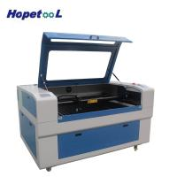 Buy cheap co2 laser engraving and cutting machine leather wood laser cutting machine acrylic laser cutting machine from wholesalers
