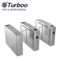 Buy cheap Turboo Security Flap Barrier Gate With Access Control System And CE Approval product
