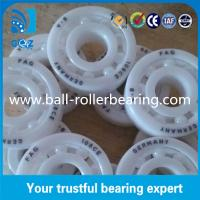 Buy cheap 108 Ceramic Ball Bearings , Ceramic Racing Bearings CE ISO9001 Certification from wholesalers