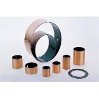 Buy cheap Metal Polymer Composite Sleeve Bearings , Excellent Chemical Stability Industrial Bushings from wholesalers