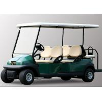 Buy cheap 48V 6 Seater Electric Golf Cart With Aluminum Chassis For Transportation product