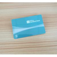 Buy cheap Em4100 / Tk4100 Printable RFID Proximity Card Environmental Protection from wholesalers