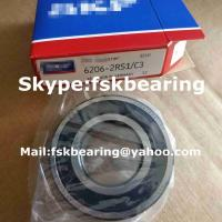 Buy cheap Low Noise Deep Groove Ball Bearings Single Row for Motor from wholesalers