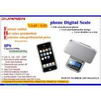 Buy cheap Digital pocket scale -IPS from wholesalers