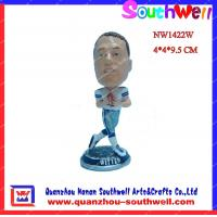 Buy cheap polyresin bobble heads figurines from wholesalers