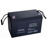 Buy cheap Sealed maintenance Valve Regulated Lead Acid Battery 12v 100ah backup UPS (6GFM100) from wholesalers