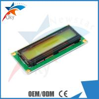 Buy cheap 16X2 Character Display LCD 1602 Module HD44780 Controller With Yellow Green Backlight from wholesalers