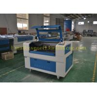 Buy cheap Cloth / Jeans CNC Co2 Fabric Laser Cutting Machine With Beijing Reci Laser Tube from wholesalers