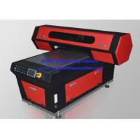 Buy cheap High Precision 3D UV Commercial  Digital Printer For Fabric / Art Works from wholesalers