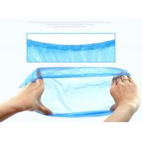 Buy cheap CPE Plastic Surgical Shoe Covers / Disposable Shoe Protectors  Splash - Proof from wholesalers