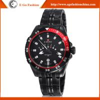Buy cheap Black Blue Red Sports Watch for Man Business Watch Big Dial Waterproof Watch Quartz Watch from wholesalers