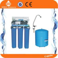 100 - 200GPD Commercial Water Filter Drinking Water Filtration Systems Auto Flush Type